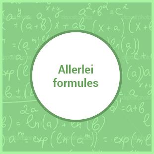 allerlei_formules
