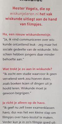 Onderwijsblad maart 2015